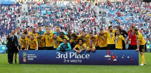 Bỉ thắng xứng đáng, dân mạng chẳng buồn tiếc nuối tuyển Anh - Ảnh 1.