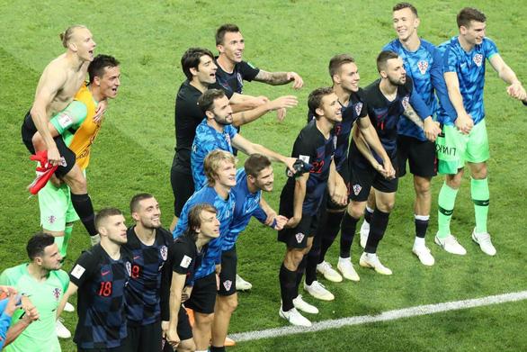 Trùng hợp và khác biệt của Pháp, Croatia trên đường lên đỉnh World Cup - Ảnh 2.