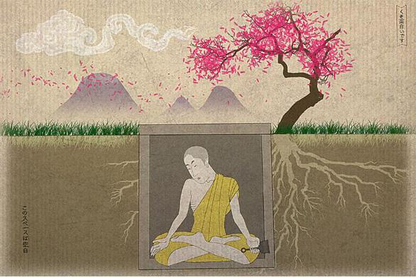 Bí mật của các thiền sư Nhật Bản: Tự ướp xác chính họ - Ảnh 1.