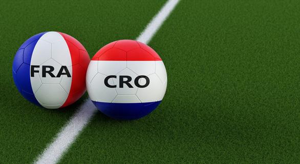 Trùng hợp và khác biệt của Pháp, Croatia trên đường lên đỉnh World Cup - Ảnh 8.
