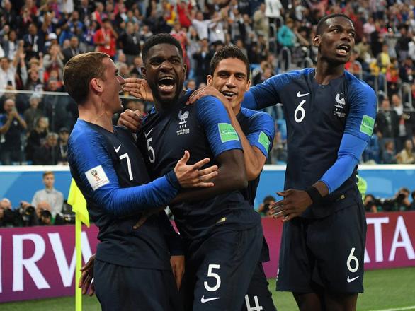 Trùng hợp và khác biệt của Pháp, Croatia trên đường lên đỉnh World Cup - Ảnh 6.