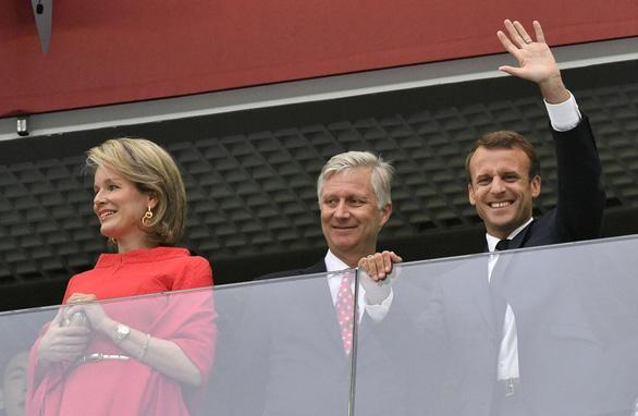 Điểm mặt những ông lớn sẽ xem trực tiếp Croatia - Pháp  - Ảnh 2.