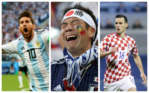 Messi, Nikola Kalinic, Đức và những thất vọng lớn nhất World Cup 2018 - Ảnh 1.