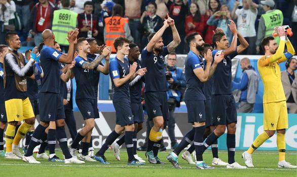 Trùng hợp và khác biệt của Pháp, Croatia trên đường lên đỉnh World Cup - Ảnh 5.