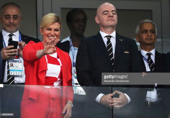 Điểm mặt những ông lớn sẽ xem trực tiếp Croatia - Pháp  - Ảnh 3.