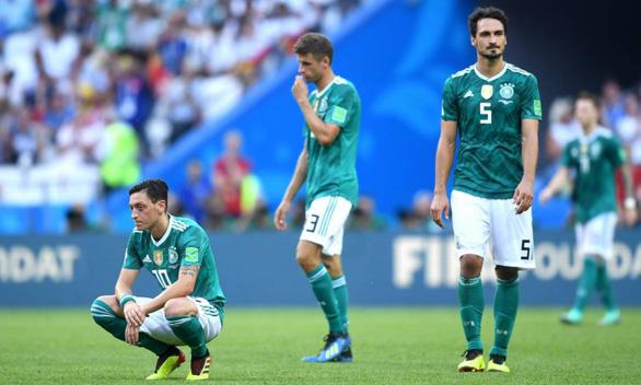 Messi, Nikola Kalinic, Đức và những thất vọng lớn nhất World Cup 2018 - Ảnh 5.