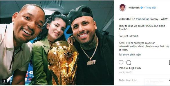 Will Smith cùng đồng bọn sẽ cháy hết mình tại bế mạc World Cup - Ảnh 4.