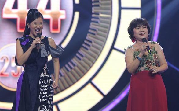 Nhạc hội song ca: Diva Hồng Nhung đi thi vẫn không được nhất tuần - Ảnh 1.