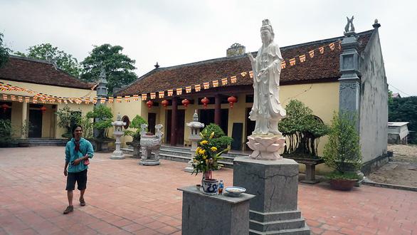 Bảo vật lưu lạc của nhà chùa: Nỗi niềm Bà Đậu - Ảnh 2.