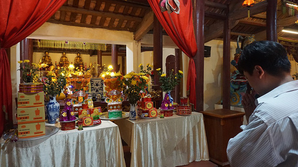 Bảo vật lưu lạc của nhà chùa: Nỗi niềm Bà Đậu - Ảnh 3.
