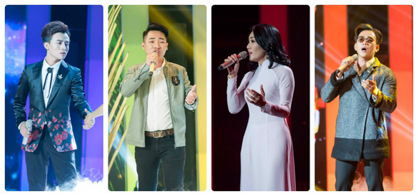 Người hát tình ca chọn Henry Phạm, Tạ Đình Nguyên, Minh Thu, Minh Dũng - Ảnh 1.