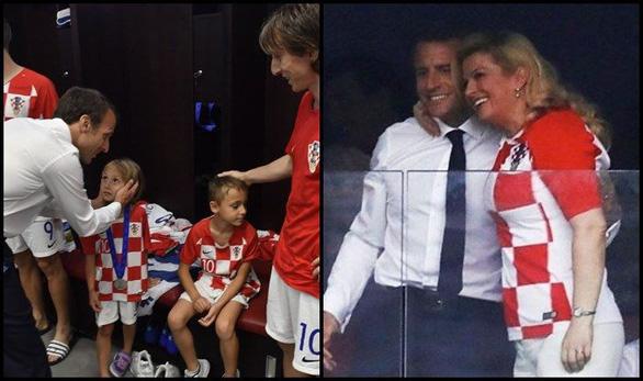 Một mùa World Cup quá đỉnh của bà trùm sân cỏ - nữ Tổng thống Croatia - Ảnh 7.