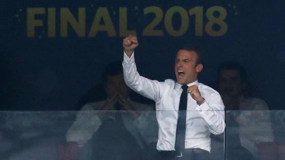 Ai là tác giả tấm ảnh Tổng thống Pháp gây sốt? - Ảnh 4.