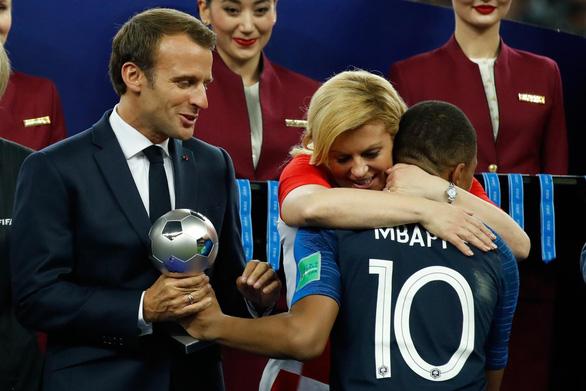 Ông Trump chúc mừng Pháp vô địch World Cup 2018 - Ảnh 3.