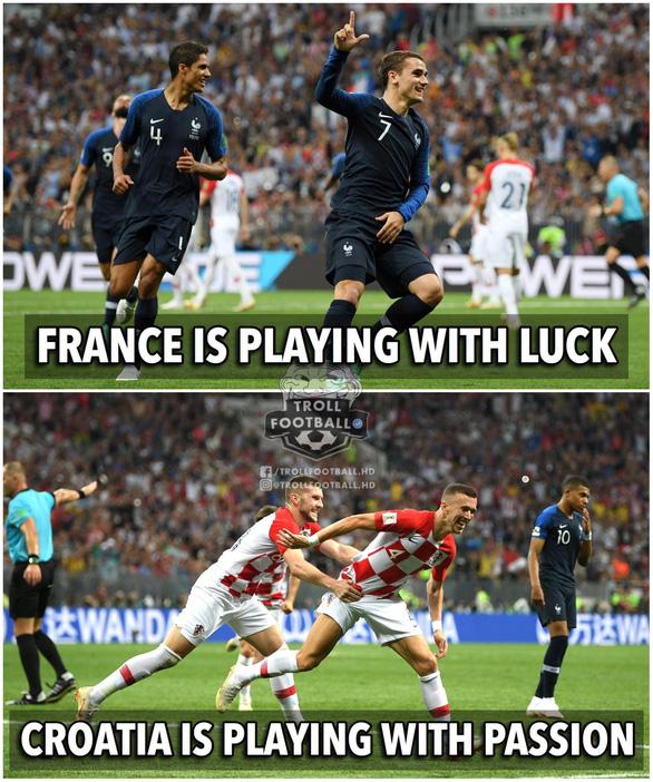 Croatia là đội truyền cảm hứng nhất World Cup 2018 - Ảnh 4.