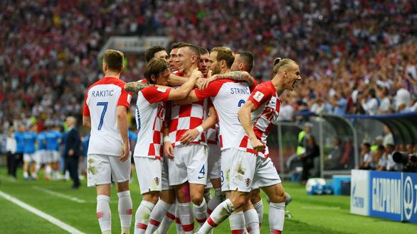 Croatia là đội truyền cảm hứng nhất World Cup 2018 - Ảnh 6.