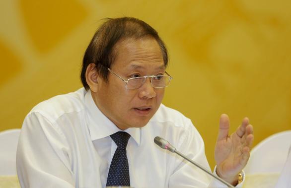 Đề nghị miễn nhiệm chức bộ trưởng của ông Trương Minh Tuấn - Ảnh 1.