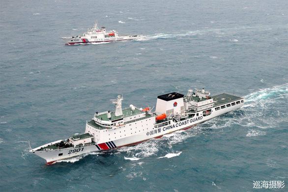 Quân sự hóa Hải cảnh, Trung Quốc đang muốn gì? - Ảnh 1.