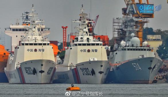 Quân sự hóa Hải cảnh, Trung Quốc đang muốn gì? - Ảnh 2.