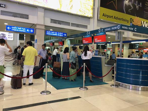 Hành khách được xách hành lý 12-18kg lên máy bay thay vì 7kg - Ảnh 1.