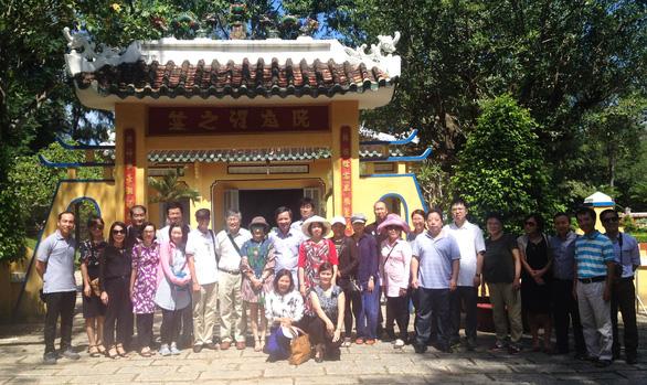 Đìu hiu di tích Nguyễn Đình Chiểu và Võ Trường Toản - Ảnh 1.