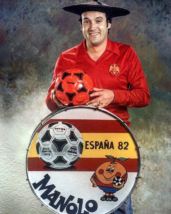 Manolo - cầu thủ thứ 12 của Tây Ban Nha suốt 36 năm - Ảnh 1.