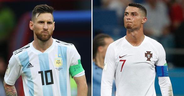 Bạn gái Ronaldo bị trút giận sau thất bại của CR7 ở World Cup - Ảnh 3.