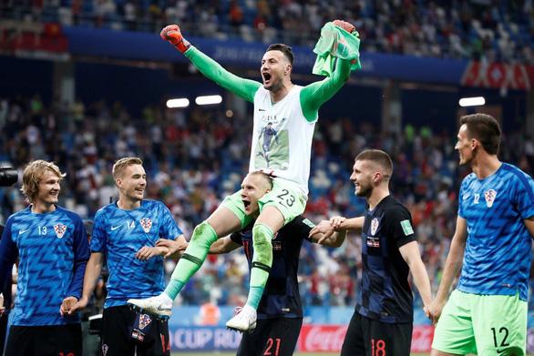 Subasic, Schmeichel, Akinfeev - các thủ môn hot nhất World Cup - Ảnh 1.