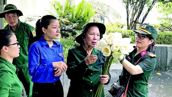 10 nữ thanh niên xung phong Đồng Lộc: nửa thế kỷ yêu thương và bất tử - Ảnh 1.