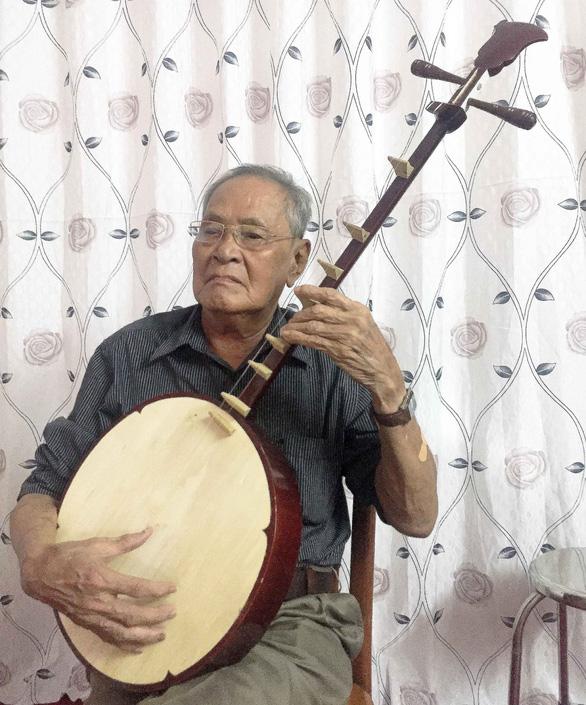 Danh cầm Ba Tu - Một tiếng đàn đã dừng lại - Ảnh 1.