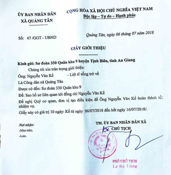 Người về sau giấy báo tử - Kỳ 5: Đêm về nói tiếng Việt Nam - Ảnh 3.