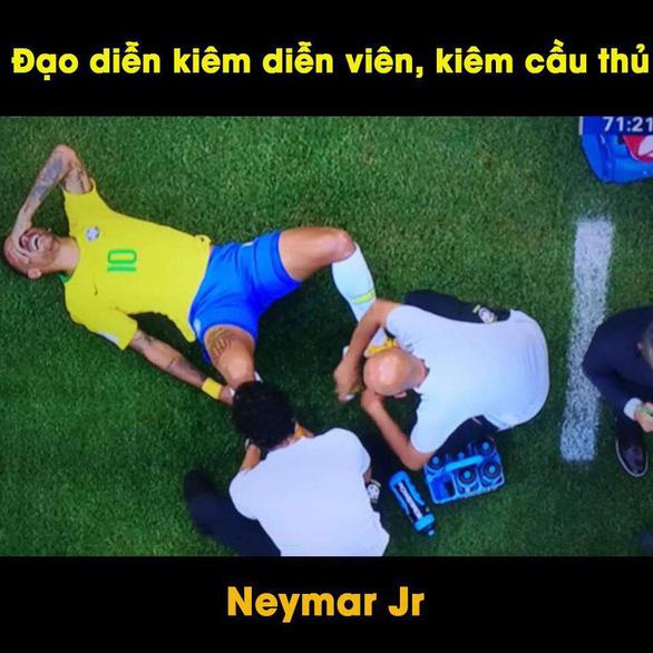Dân mạng phát cuồng khi Neymar phá lời nguyền World Cup - Ảnh 10.