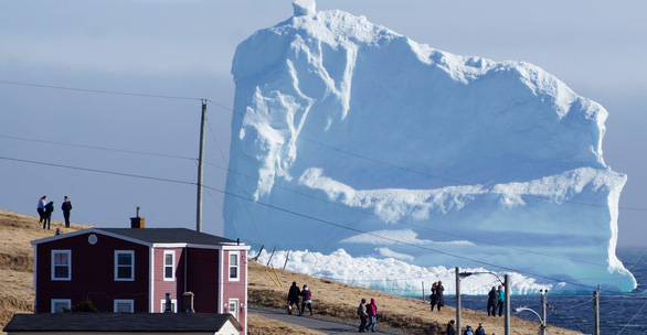 Ý tưởng điên rồ: Xẻ băng Nam Cực giải hạn cho Nam Phi - Ảnh 2.