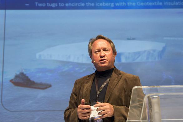Ý tưởng điên rồ: Xẻ băng Nam Cực giải hạn cho Nam Phi - Ảnh 1.