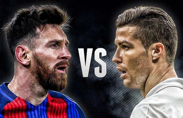 Vợ chồng ly hôn chỉ vì tranh cãi Messi và Ronaldo ai giỏi hơn - Ảnh 1.