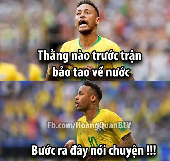 Dân mạng phát cuồng khi Neymar phá lời nguyền World Cup - Ảnh 6.