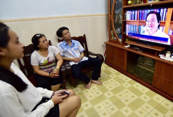 Bộ trưởng Phùng Xuân Nhạ nói gì vụ gian lận điểm thi THPT quốc gia? - Ảnh 1.