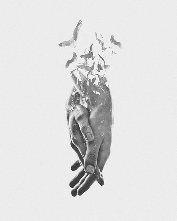 Một bàn tay nắm lấy một bàn tay - Ảnh 1.