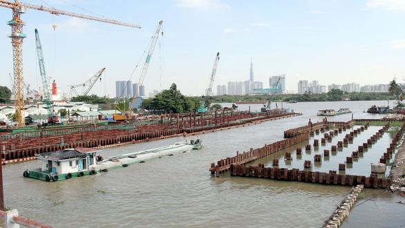 Đề nghị tước giấy phép công ty giám sát dự án chống ngập 10.000 tỉ - Ảnh 1.