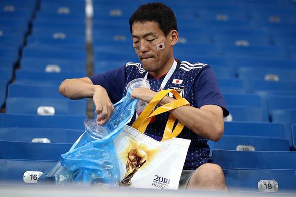 Rời World Cup nhưng tinh thần Samurai của tuyển thủ Nhật vẫn ở lại - Ảnh 4.