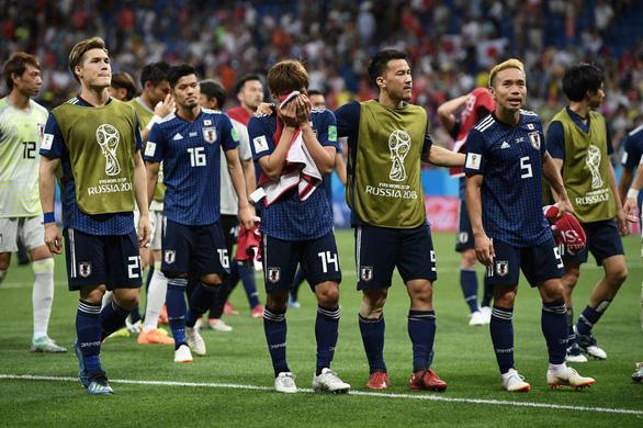 Rời World Cup nhưng tinh thần Samurai của tuyển thủ Nhật vẫn ở lại - Ảnh 2.