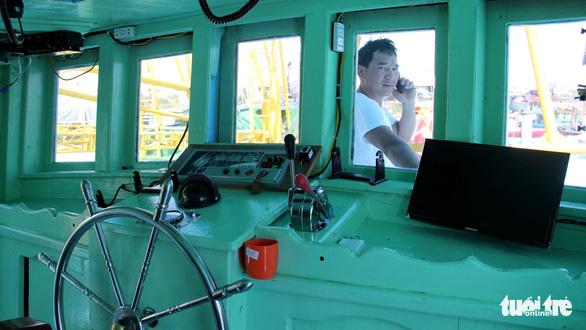 Thế hệ tàu ngàn mã lực ở Thọ Quang - Ảnh 1.