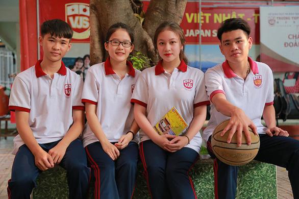 THPT Việt Nhật - giáo dục gắn liền trải nghiệm sáng tạo - Ảnh 3.