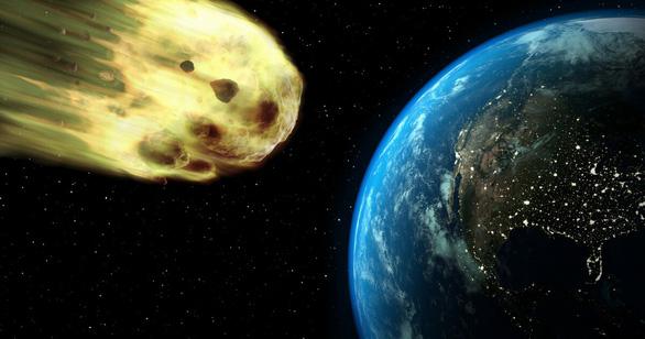 Trái đất đang chưa được chuẩn bị tốt để ứng phó thiên thạch - Ảnh 1.