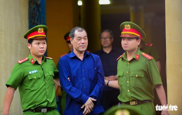 Lại triệu tập ông Trần Bắc Hà tới phiên tòa Phạm Công Danh - Ảnh 1.