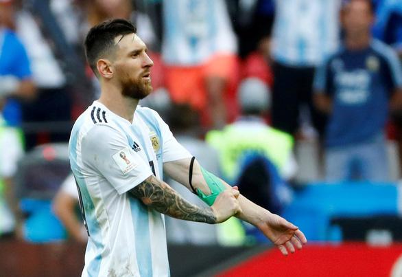 Messi và sự trân trọng từ đối thủ không đội trời chung - Ảnh 1.