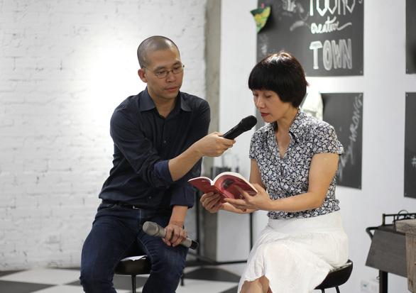 Thuận, Nguyễn Thúy Hằng, Trần Tiễn Cao Đăng kể chuyện viết - Ảnh 1.