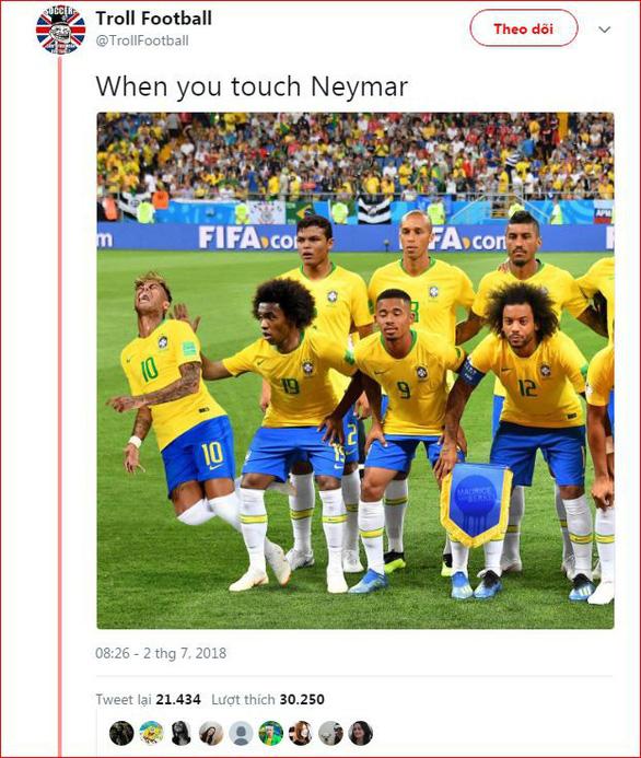 Khi chó mèo biết té và ăn vạ giống Neymar ở World Cup - Ảnh 8.