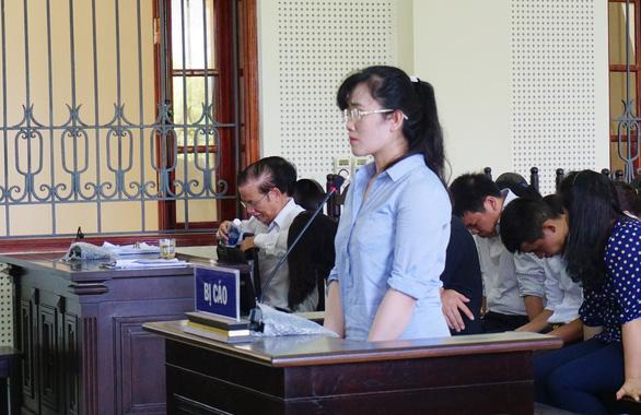 Đề nghị tù chung thân nhân viên Eximbank chiếm đoạt 50 tỉ đồng - Ảnh 1.