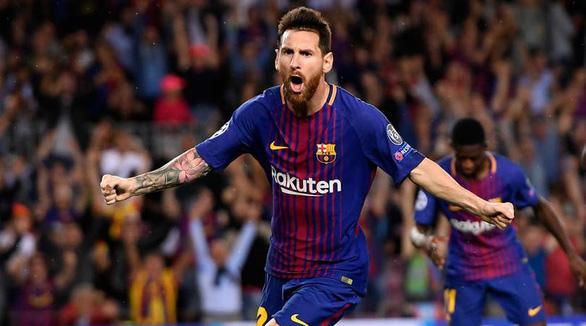 Messi và sự trân trọng từ đối thủ không đội trời chung - Ảnh 3.
